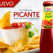 Catchup Libby´s Picante