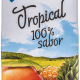Tropical 100% sabor brick litro