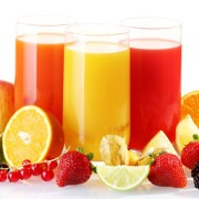 Características de los zumos 100%