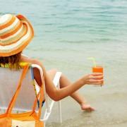zumo y verano