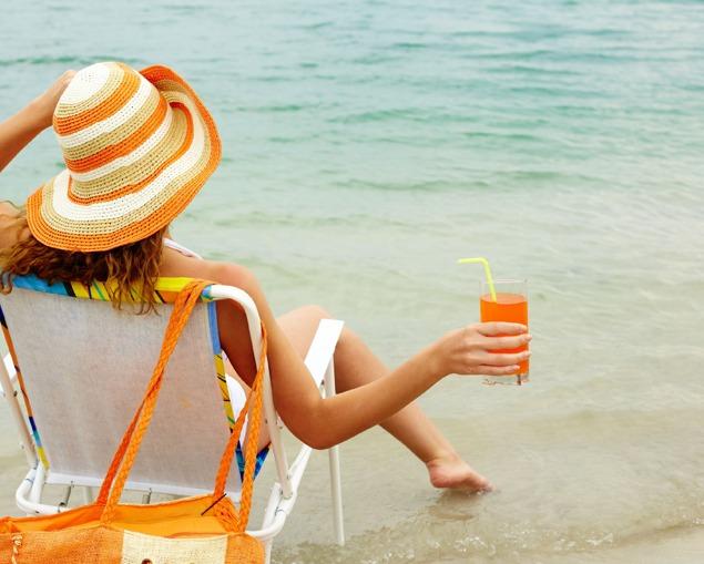 Hidratación para un caluroso verano