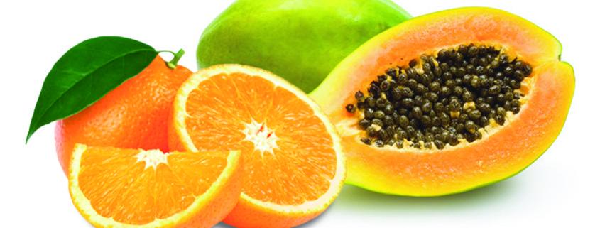 papaya naranja
