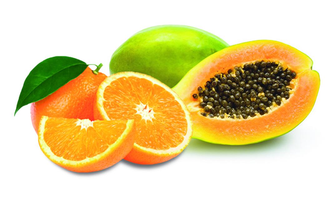 Limon y papaya para la gastritis