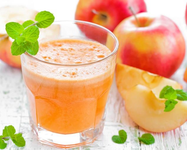 zumo de manzana Libby´s cóctel