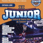 Torneo baloncesto junior Tenerife