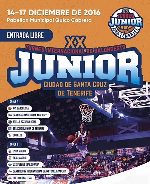 Torneo de Baloncesto Junior Tenerife
