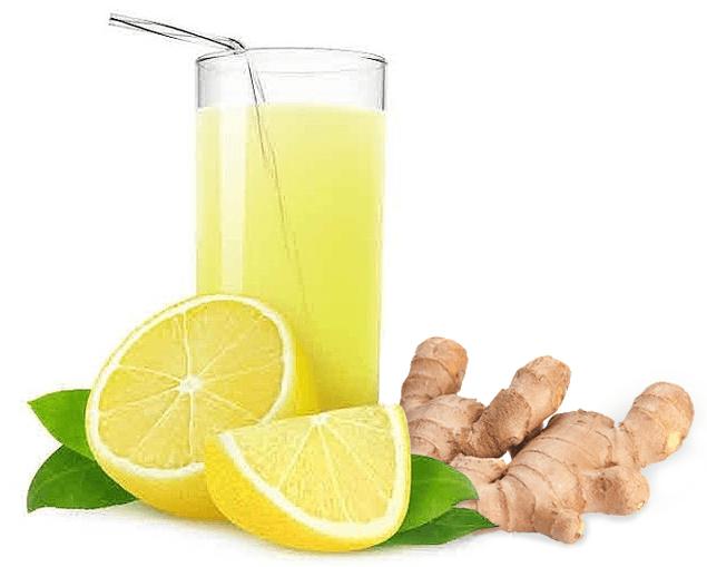 limonada jenjibre receta