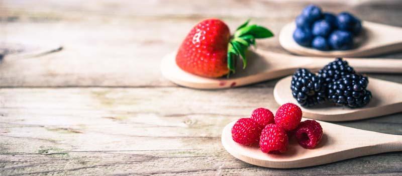 beneficios de los frutos rojos
