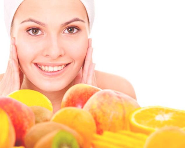 alimentos para la piel