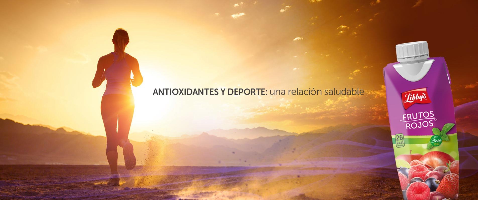 Antioxidantes y deporte