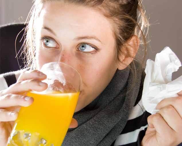 Cómo prevenir gripes y resfriados