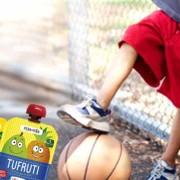 Nutrición para niños deportistas