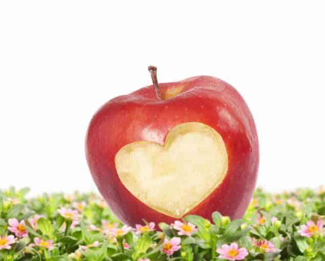 Frutas para el corazón