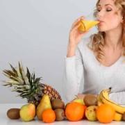 mejor momento del día para comer fruta