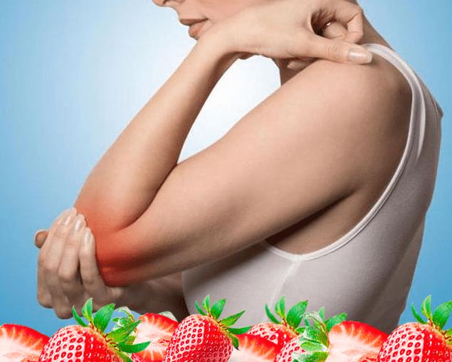fruta para la inflamación