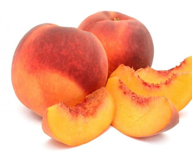 Melocotón. Beneficios de la fruta
