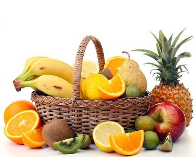 Multifrutas. Beneficios de la fruta