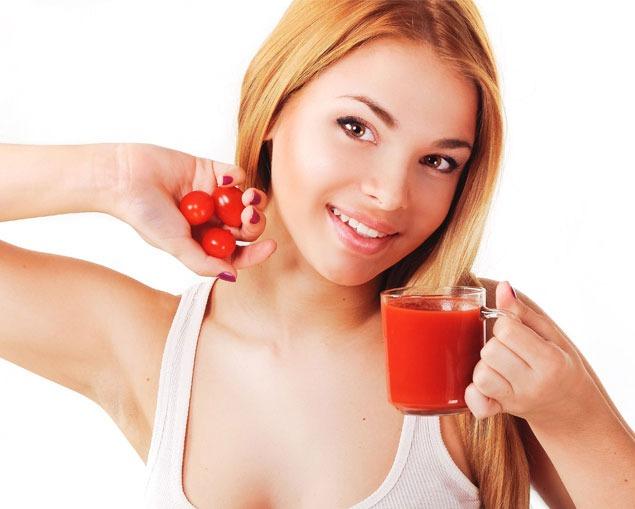 Tomate. Beneficios de la fruta