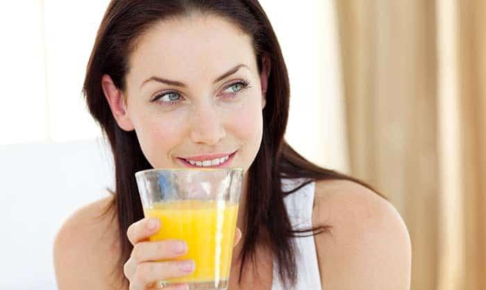 zumos de fruta para tomar en ayunas