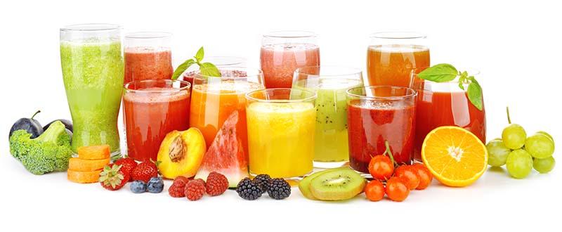 mito de los zumos