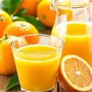 nutrientes del zumo de naranja