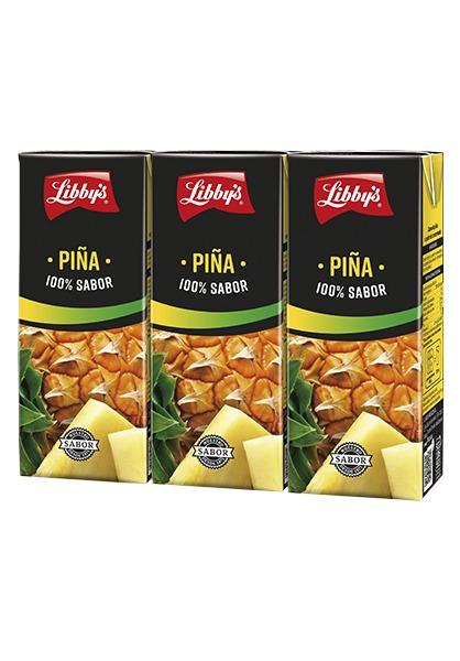 100% sabor Piña