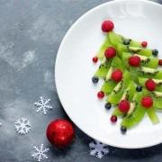 alimentación saludable en Navidad