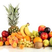 Minerales en las frutas