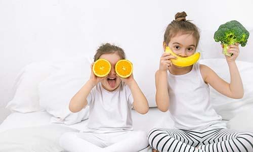 alimentacion infantil de 4 a 6 años