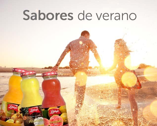 sabores de verano