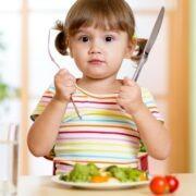 Alimentación infantil dieta mediterránea