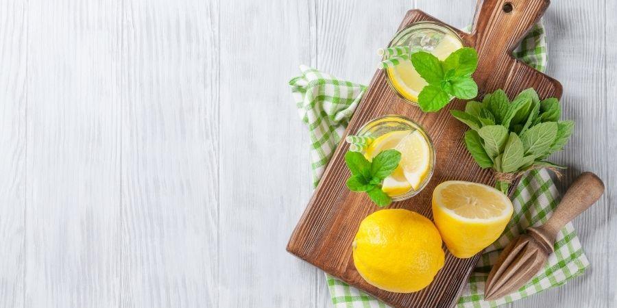 Recetas limonada