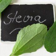 alimentos con stevia